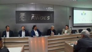 The Energy Platform Espirito Santo (EnP ES) has been launched at Findes in Vitória