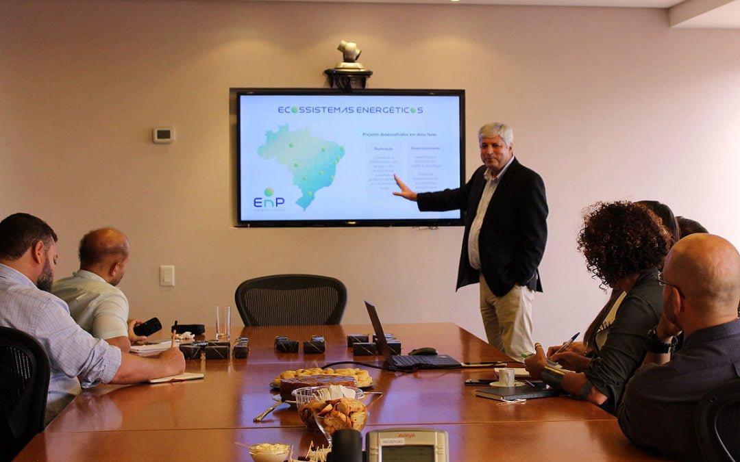 Marcio Felix lança plataforma inovadora para desenvolver e operar ecossistemas energéticos no Brasil