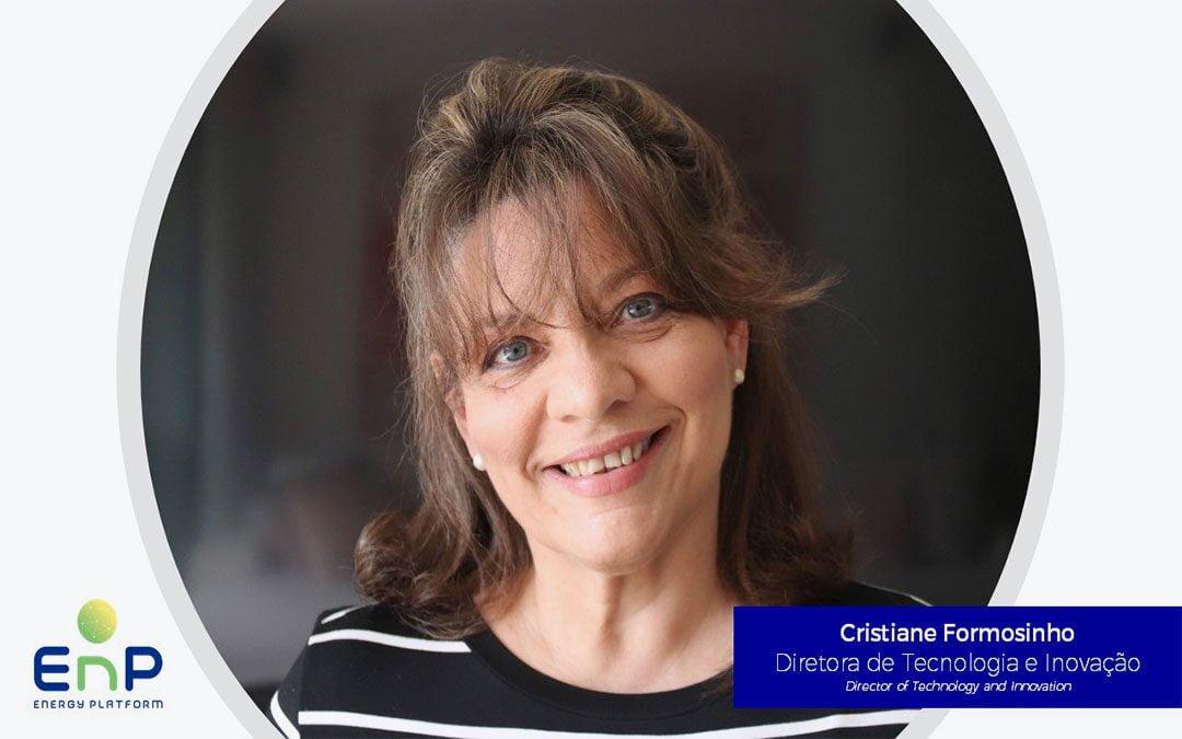 Cristiane Formosinho assume a Diretoria de Tecnologia e Inovação da EnP