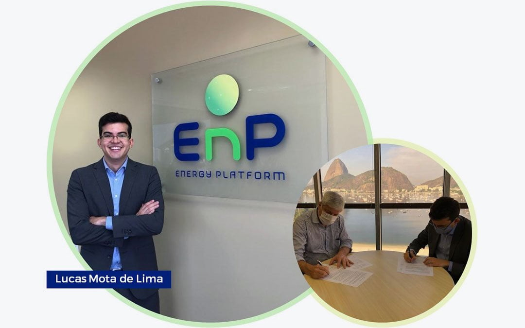Lucas Lima: a revelation from the Brazilian energy sector arrives at EnP