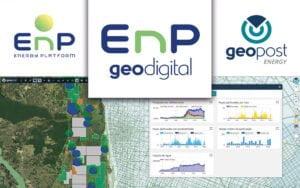 Partnership with Geopost Energy for the development of EnP geodigital Platform