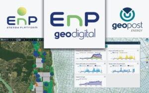 Parceria com a Geopost Energy para criação da Plataforma EnP geodigital